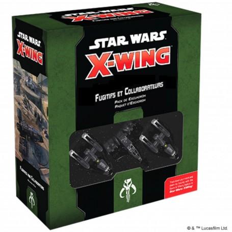 Star Wars X-Wing 2.0: Fugitifs et Collaborateurs