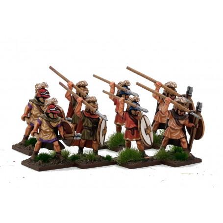 SAGA - Mercenary Thureophoroi