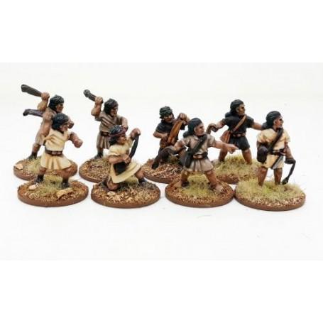 SAGA - Mercenary Balearic Slingers