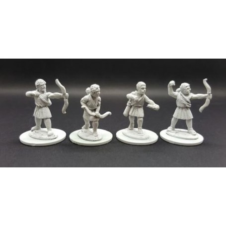 SAGA - Mercenary Psiloi