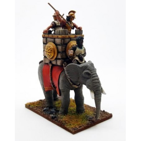 SAGA - Carthaginian Elephant