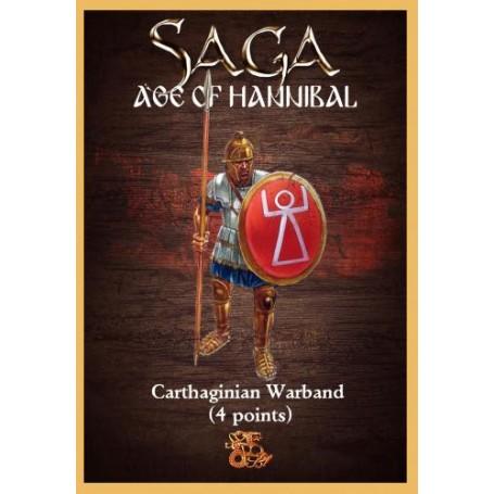 SAGA - Carthaginian Starter Warband (4 points)