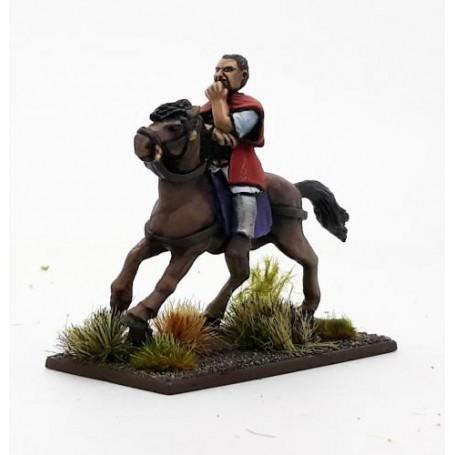 SAGA - Republican Roman Tribune/Consul Mounted