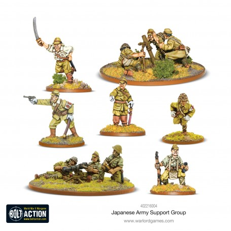 PRE ORDER - Japanese Support Group