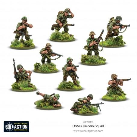 PRE ORDER - USMC Raider Squad