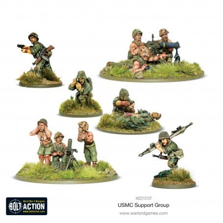 PRE ORDER - USMC Support Group
