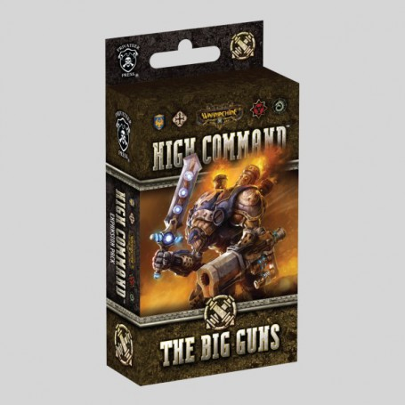 Warmachine High Command: The Big Guns Expansion Set