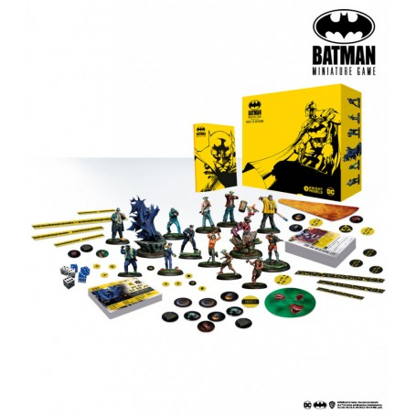 PRECO - BMG - BACK TO GOTHAM 2 PLAYER BOX V3