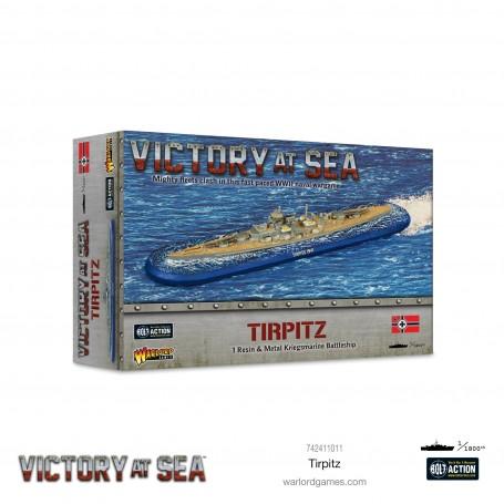 Victory at Sea - Tirpitz