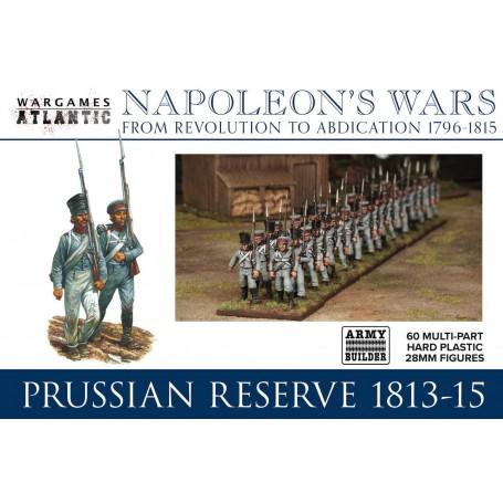 Wargames Atlantic - Prussian Reserve