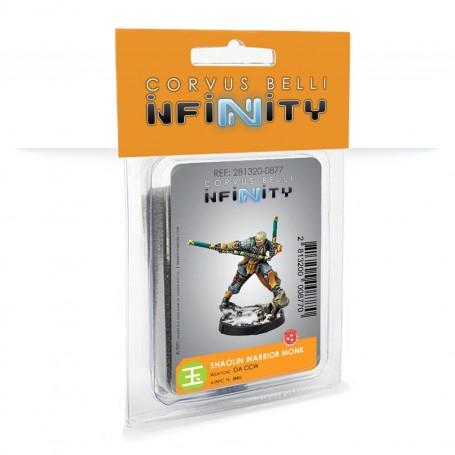 INfinity - Shaolin Warrior Monk (DA CCW)