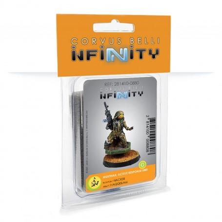 INfinity - Mukhtar, Active Response Unit (Hacker)