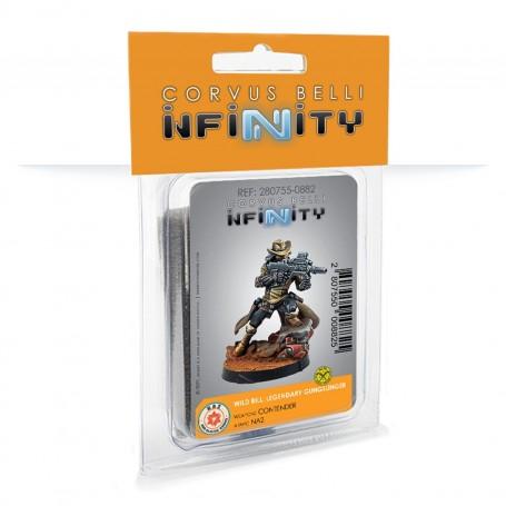 INfinity - Wild Bill, Legendary Gunslinger