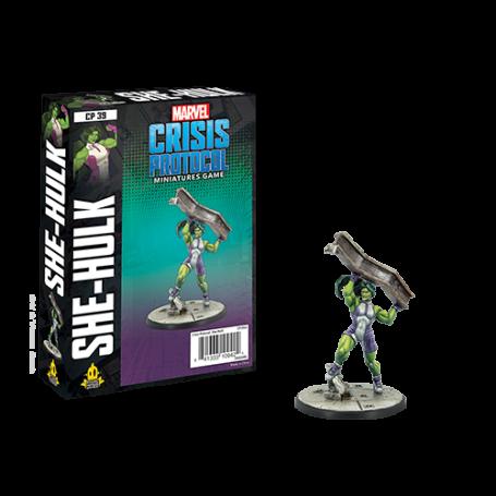 Marvel Crisis Protocol - She-Hulk