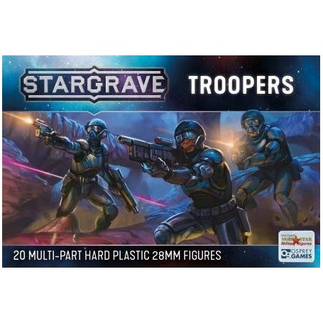 Stargrave - Troopers