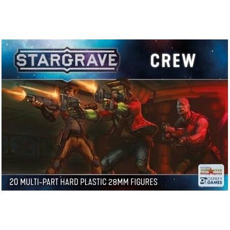 Stargrave - Crew