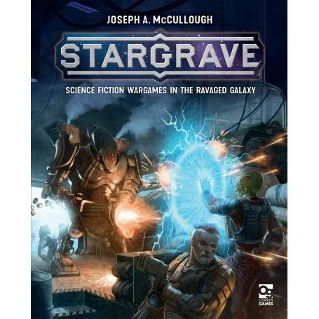 Stargrave - Rulebook