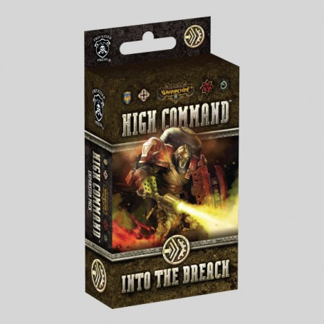 Warmachine High Command: Into The Breach Expansion Set