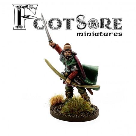 Late Saxon Hereward the Wake