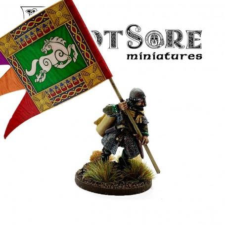 Late Saxon Banner Bearer