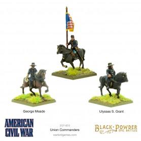 PRE ORDER - Black Powder Epic Battles - ACW Union Command
