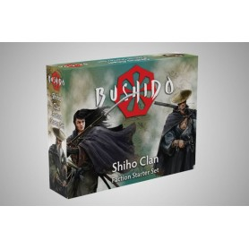 Bushido - Shiho - Starter clan Shiho (FR)