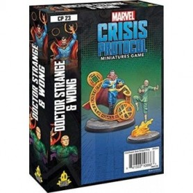 Marvel Crisis Protocol - Dr Strange & Wong