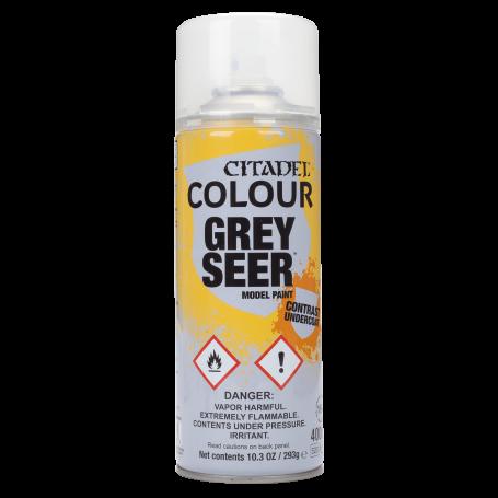 GREY SEER SPRAY PAINT (UK/ROW)