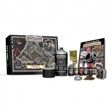 Game Master - Ruins & Cliffs Terrain kit