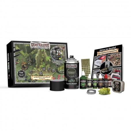 Game Master - Wilderness & Woodlands Terrain Kit