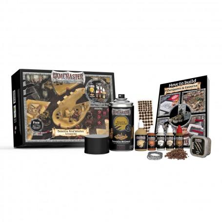 Game Master - Desert & Arid Wastes Terrain Kit