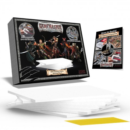 Game Master - XPS Foam Scenery Booster Pack