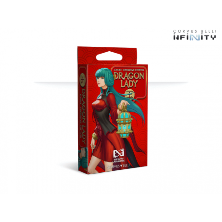 INfinity - Dragon Lady Event Exclusive Edition