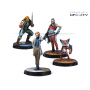 INfinity - Dire Foes Mission Pack Gamma: Xanadu Rush