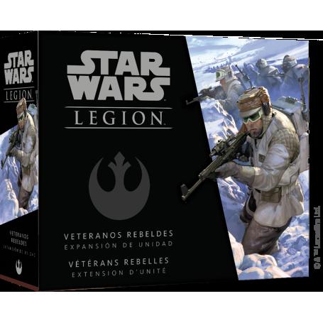 SW Legion: Vétérans Rebelles