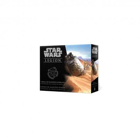 SW Legion: Capsule de Sauvetage Écrasée