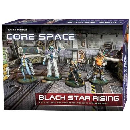 PRECO Core Space - BLACK STAR RISING