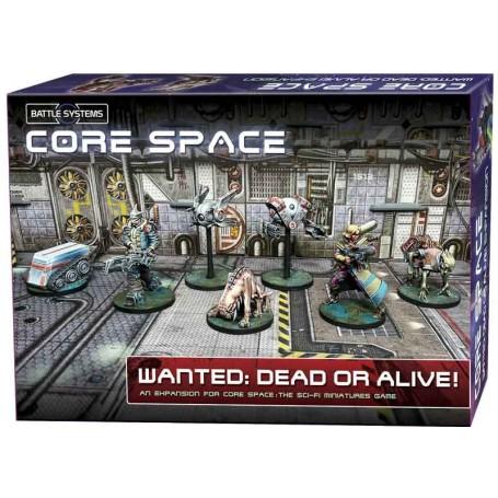 PRECO Core Space - WANTED: DEAD OR ALIVE VF