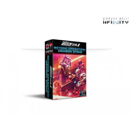 INfinity - Beyond Operation Crimson Stone
