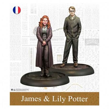 PRECO - Harry Potter - James & Lily Potter (FR)