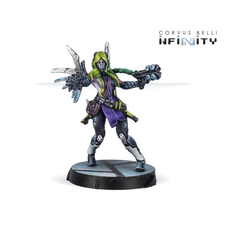 PRECO - INfinity - Parvati, Circle League Star (Submachine Gun)