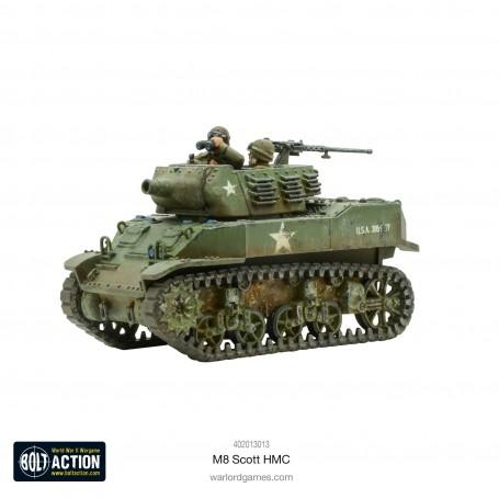 Bolt Action - M8 Scott HMC