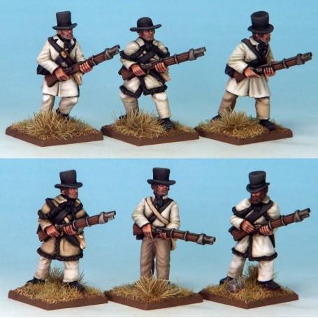 M &T - Milice Américaine 2 Guerre de 1812