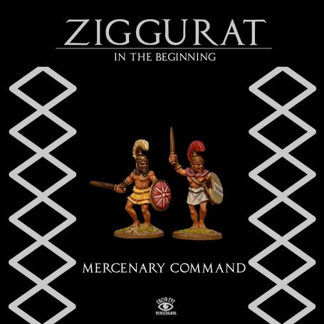ZIGGURAT - Mercenary Command