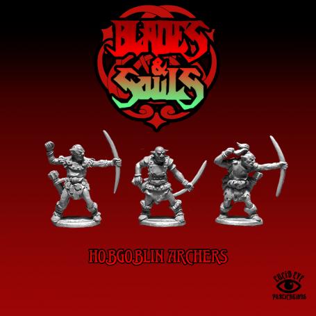 BLADES & SOULS - Hobgoblin Archers