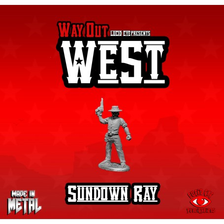 Way Out West - Sundown Ray