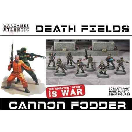 PRECO Death Fields - Cannon Fodder