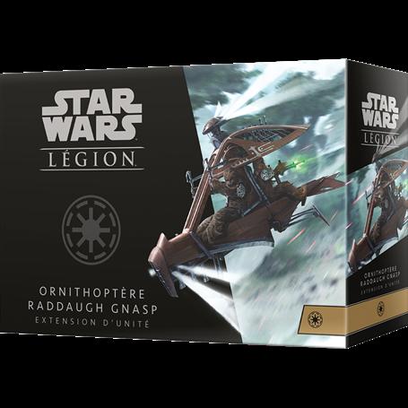SW Legion: Ornithoptère Raddaugh Gnasp