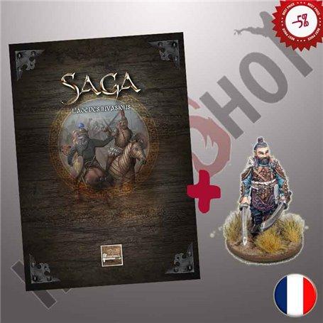Univers Saga : l'Age des Invasions + figurine OFFERTE