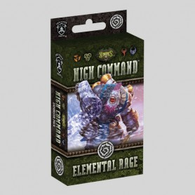 Hordes High Command: Elemental Rage Expansion Set
